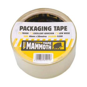 RETAIL/LABELLED PACK TAPE BN 48MM