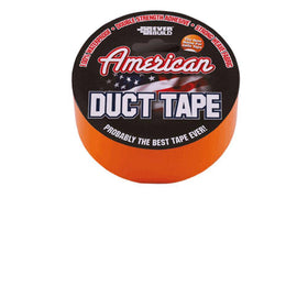 AmericaN Duct Tape Orange 50mm x 5m