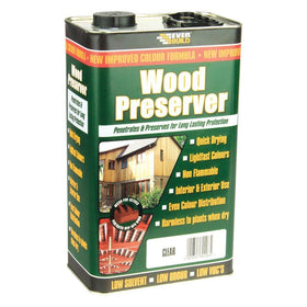 CLEAR WOOD PRESERVER