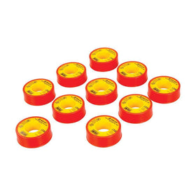 Gas PTFE Thread Seal Tape 10pk