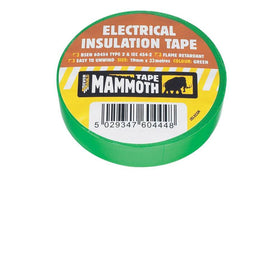 Everbuild Mammoth Electrical Insulation Tape 19mm