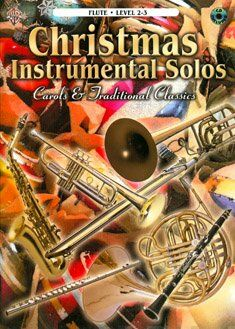 Christmas instrumental solos (+cd)