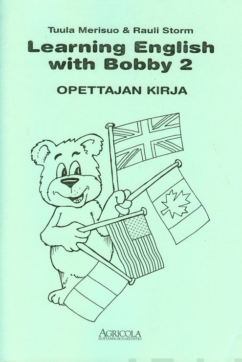 Learning english with Bobby 2
