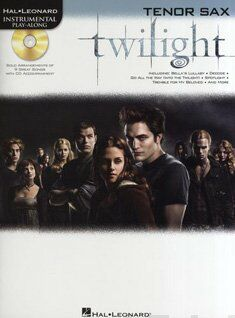Twilight instrumental play-along (+cd)