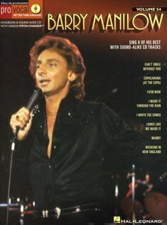 Barry Manilow (+CD)