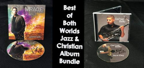 Best of Both World's Jazz & Christian Album Bundle