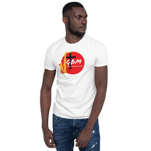 Load image into Gallery viewer, Gabriel Bello Music Logo Standard Unisex T-Shirt