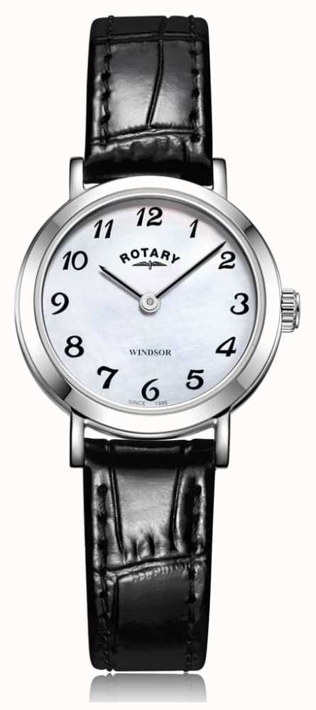 Rotary Ladies Stainless Steel Bracelet Strap Watch