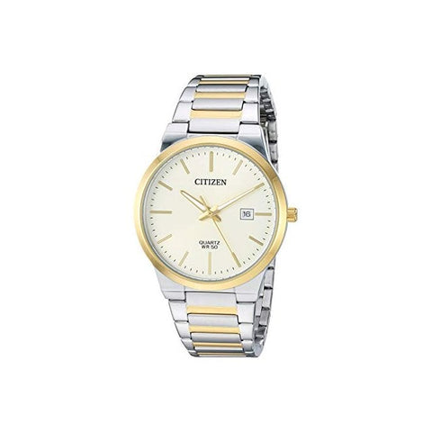 Citizen Silver and Gold Gents Watch