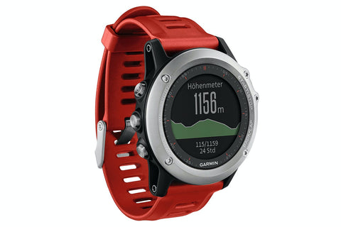 Uncompromising GPS Sport Watch