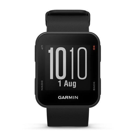 Approach S10 Black Fitbit