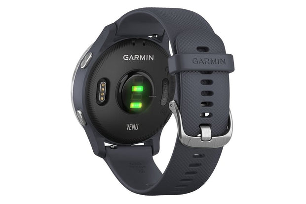 Garmin Venu Sports Watch | Granite Blue/Silver