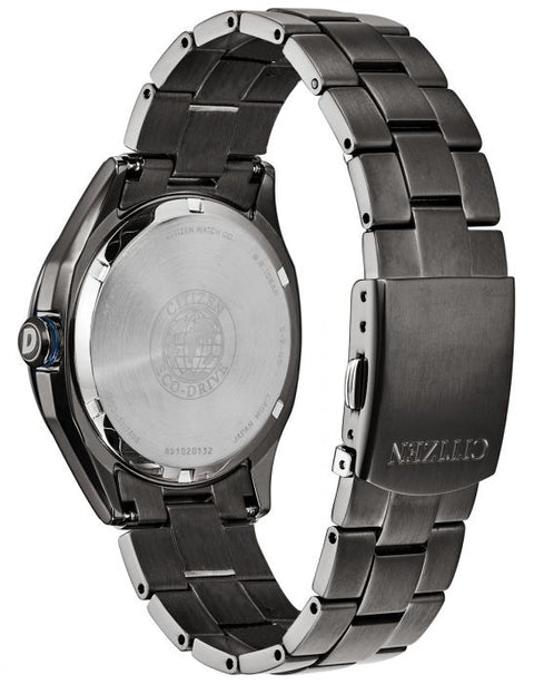 citizen eco drive black watch