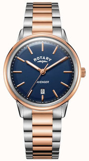 Ladies Rotary Watch Avenger in Stainless Steel Case
