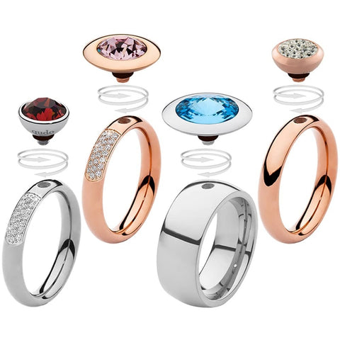 interchangeable rings