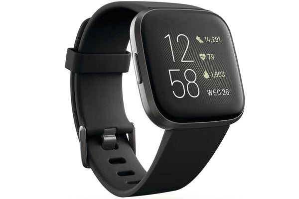 Fitbit Versa 2 | Black Carbon