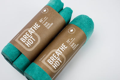"Green Breathe Mat w/ Green Bias 72"" Regular"