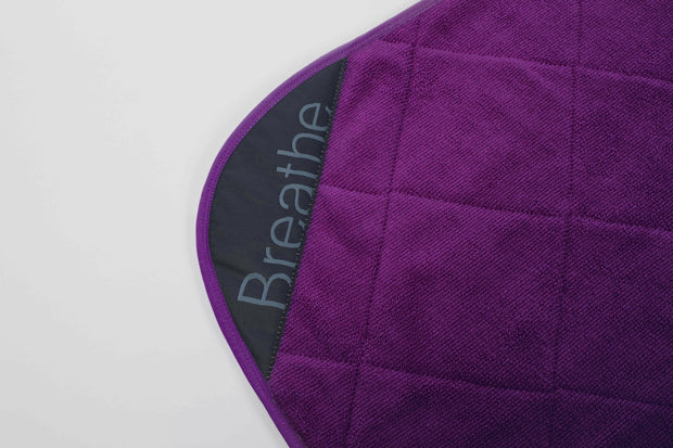 "Plum Breathe Mat w/ Plum Bias 80"" Long"