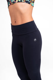 Mid-Rise Legging Black Eco