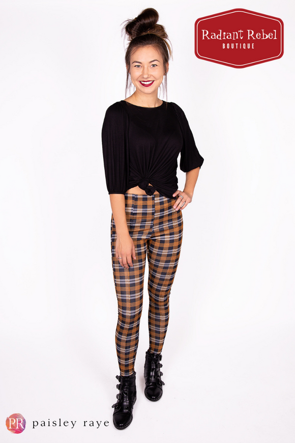 Paisley Raye Pixie Pant, Radiant Rebel Boutique