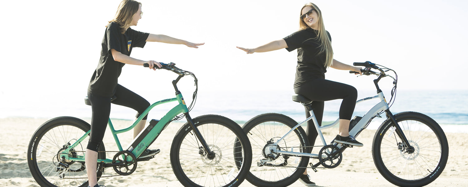 E-Wave S Electric Bike – American Flyer Bicycle