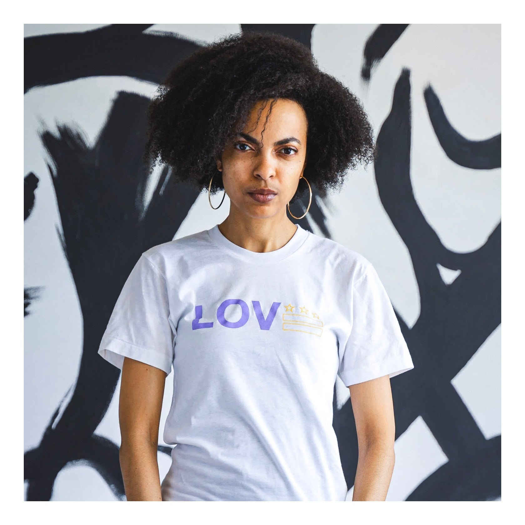 """Love DC"" (The ""Hönest Waves"" Collection) Tee"