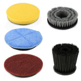 Power Scrub- Brushes & Pads
