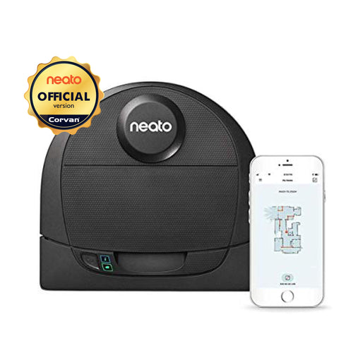 Neato Robotic Vacuum Cleaner D4 Connected [Official by Corvan]