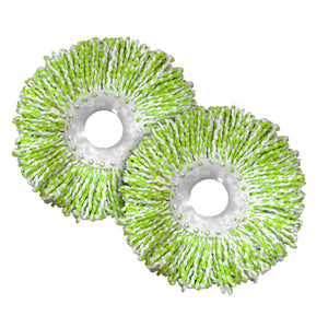 handiMop Mop Heads 2 Pcs (Green)