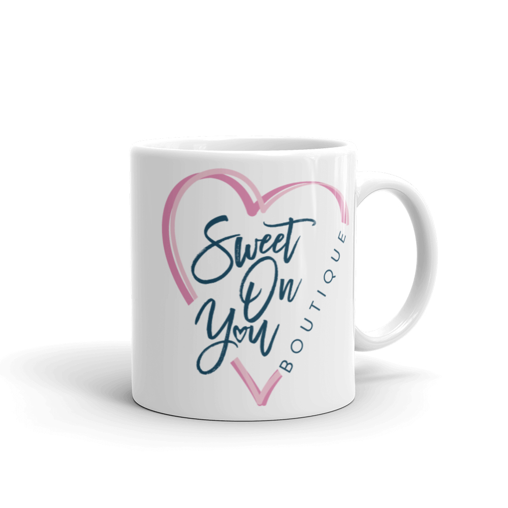 Sweet On You Boutique Mug