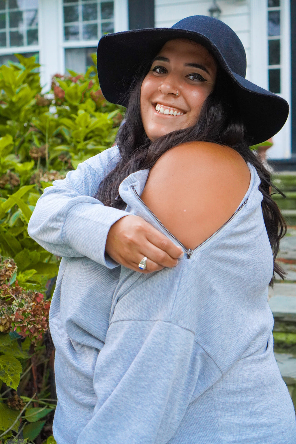 Sweet Escape Knit Curves Top