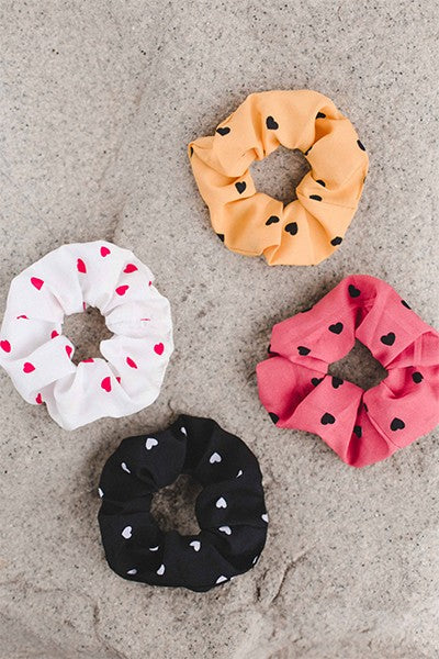 Sweetheart Scrunchie Pack