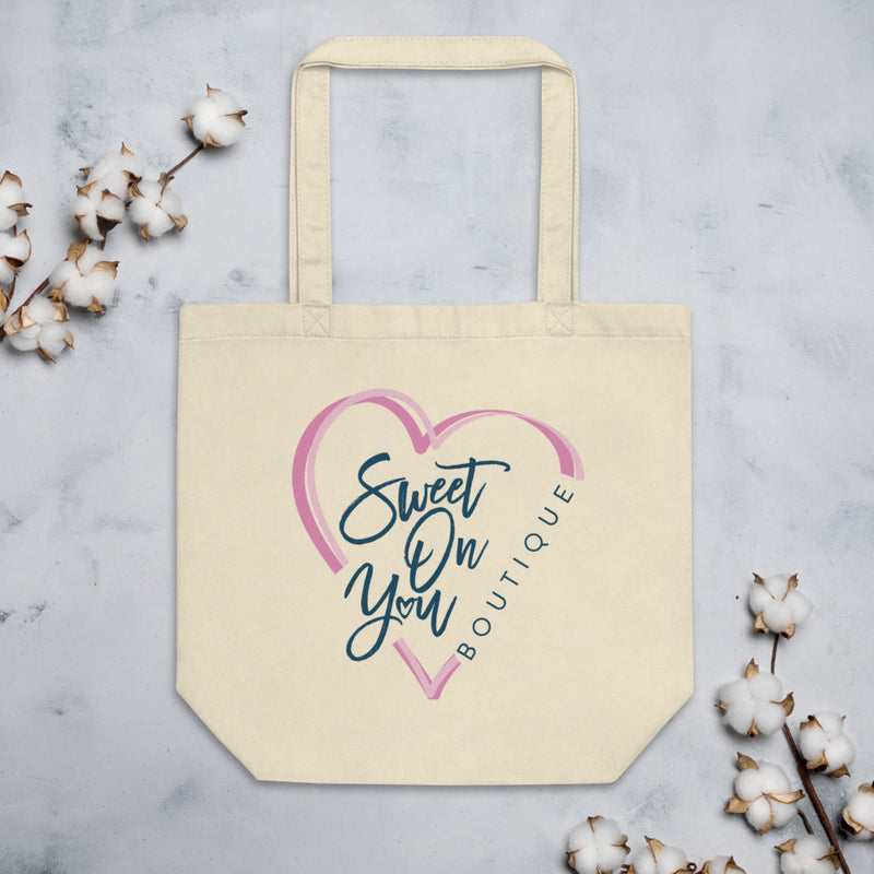 Sweet On You Boutique Eco Tote Bag