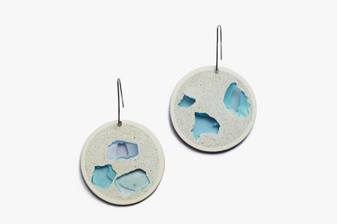 Terazzo Earrings