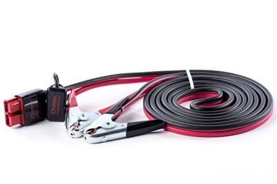 Genesis Offroad Quick Connect Jumper Cables 15 Foot