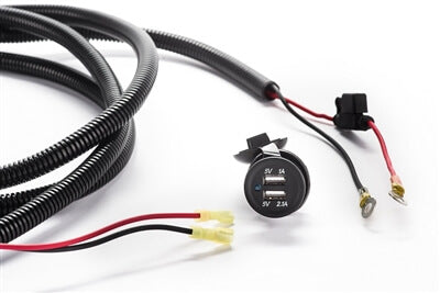 Genesis Offroad Dual USB Power Outlet Kit