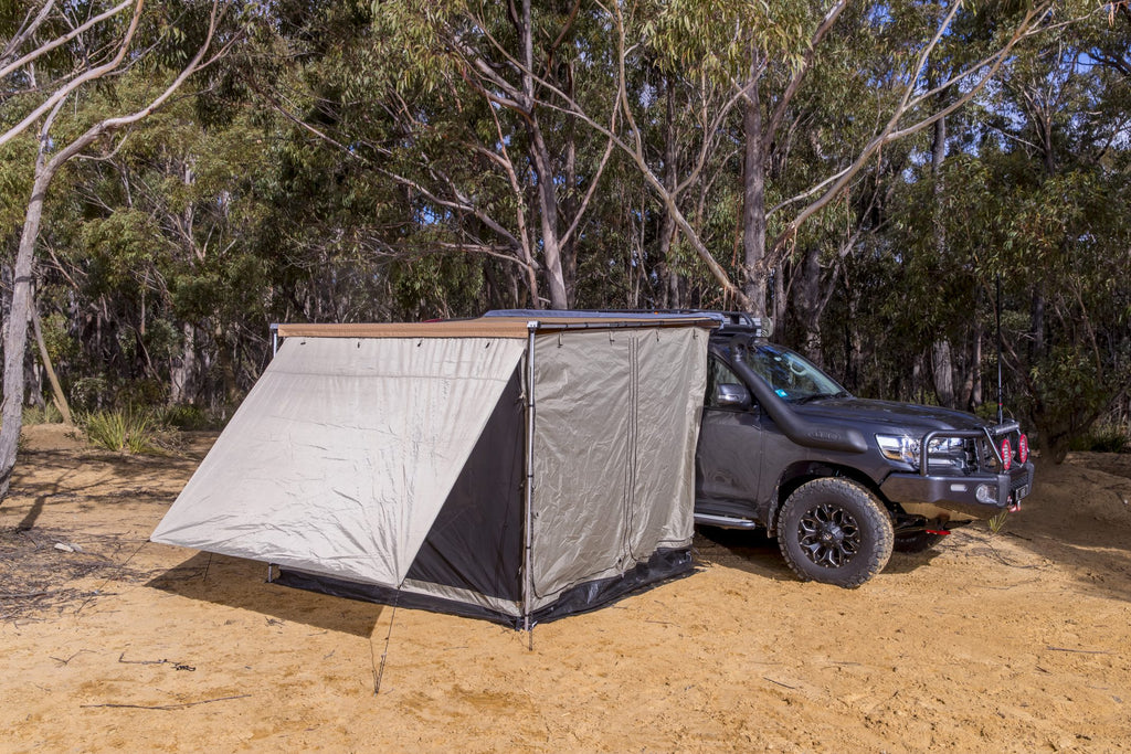 ARB DELUXE AWNING ROOM WITH FLOOR - 2500MM X 2500MM