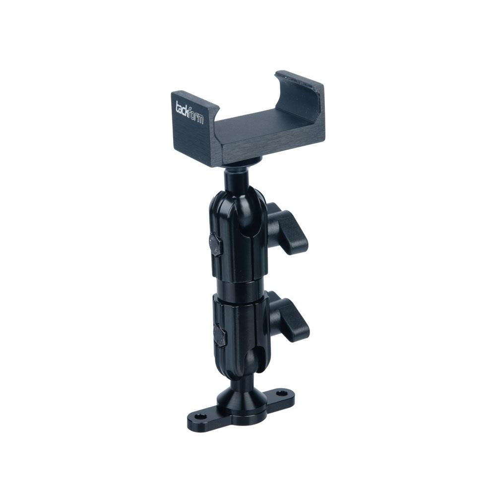 Tackform ENDURO SERIES™ LOW PROFILE DRILL BASE PHONE MOUNT | LOW PROFILE ARM