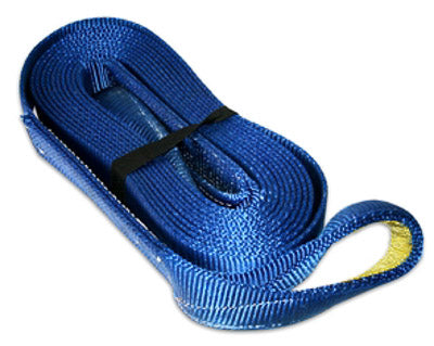 "Bulldog Winch Tree Saver Strap 3"" x 10', 30,000lbs BS polyester"