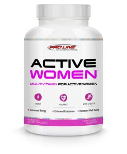 Proline- Active Women Multivitamin