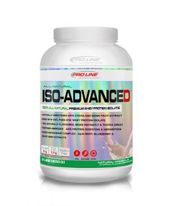 Proline- Iso Advanced  All Natural