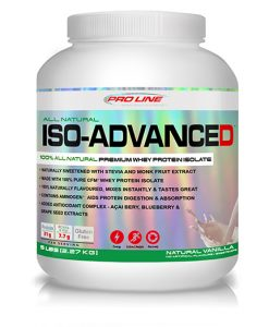 Iso Advanced All Natural 5lbs