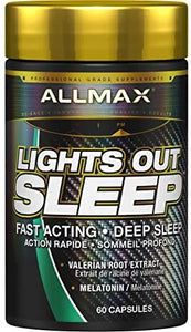 ALLMAX lights out