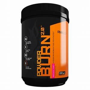 Rivalus Powder Burn