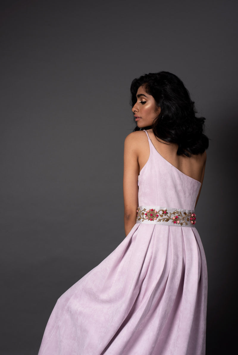 Paris Lilac Gown