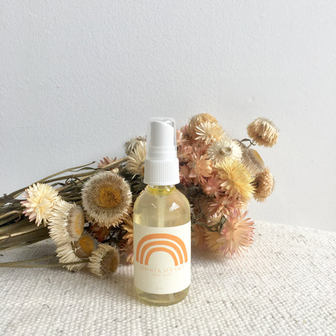 neroli & sea salt hair mist
