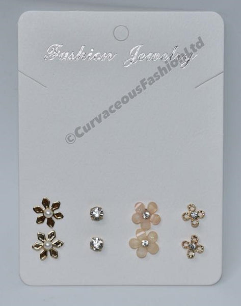 Aesthetic Earrings Set