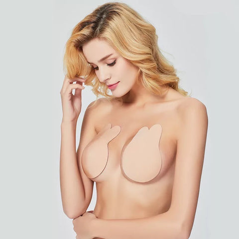 Rabbit-Ear Invisible Bra
