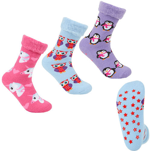 Curvaceous Fashion supersoft bed socks