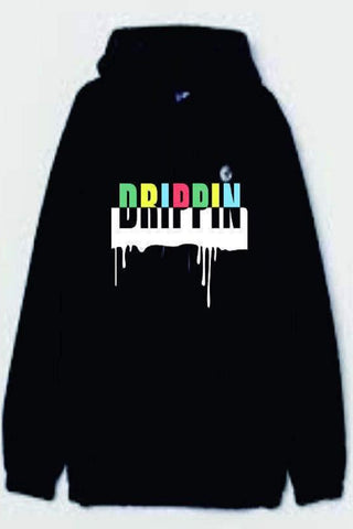 Coloured Drippin Hoodie